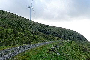 Bridleway at Ffynnon Oer - geograph.org.uk - 1020034.jpg
