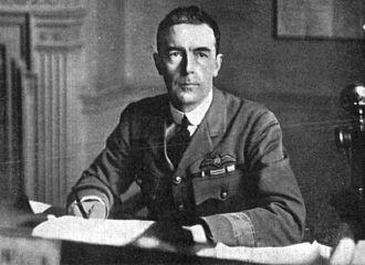 Robert Marsland Groves - Groves as Deputy Chief of the Air Staff