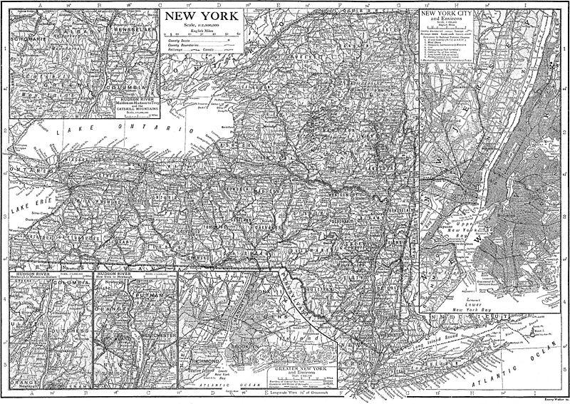 1911 Encyclopædia Britannica/New York - Wikisource, the free online