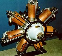 Wasp stermotor