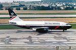 "British Airways Boeing 737-236-Adv G-BKYP ""River Ystwyth"" (27052295525).jpg"