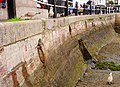 Brixham Harbour Wall - geograph.org.uk - 1416819.jpg