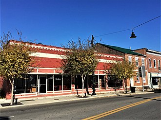 National Register of Historic Places listings in Cape Girardeau County, Missouri - Image: Broadway Commercial HD3 NRHP 15001017 Cape Girardeau County, MO