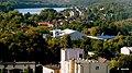 Brodnica, Polska . Widok miasta z wieży zamkowej. - panoramio (19).jpg