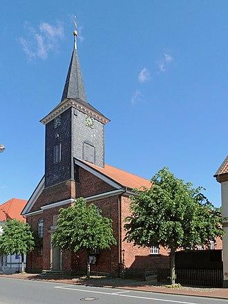 Brome, Germany - Image: Brome Liebfrauenkirche