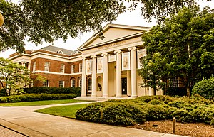 Terry College of Business - Brooks Hall is home to the Terry College of Business at the University of Georgia