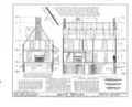 Brouwer-Rosa House, 14 North Church Street, Schenectady, Schenectady County, NY HABS NY,47-SCHE,8- (sheet 8 of 13).png