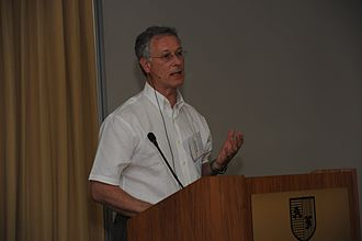 Bruce R. Korf - Bruce R. Korf in 2010.