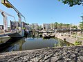 Brug 277, Pelikaanbrug & Sluis 203 in de Nieuwe Vaart bij de Overhaalsgang.jpg