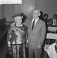 Bruidspaar Ruts de Keizer 82 en 84 jaar te Amsterdam getrouwd, Bestanddeelnr 915-3535.jpg