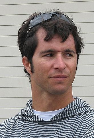 Bruno Junqueira - Junqueira at the Indianapolis Motor Speedway, May 2009