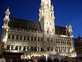 Brussel·les - Grand Place - Ajuntament.JPG