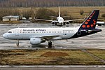 Brussels Airlines, OO-SSL, Airbus A319-111 (37718753925).jpg