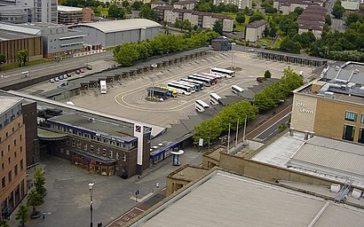 How to get to Buchanan Bus Station with public transport- About the place