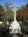 Bucuresti, Romania. Cimitirul Bellu Catolic. Mormantul nacunoscut. 21. 10. 2017.jpg