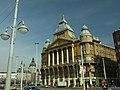 Budapešť, Belváros, Deák Ferenc tér, Anker ház.JPG