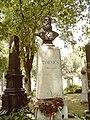 Budapest, Kerepesi temető. - Táncsics Mihály sírja.jpg