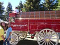 Budweiser Clydesdales Wagon - panoramio (1).jpg