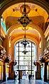 Buenos Aires - Palacio Barolo - Hall principal.jpg