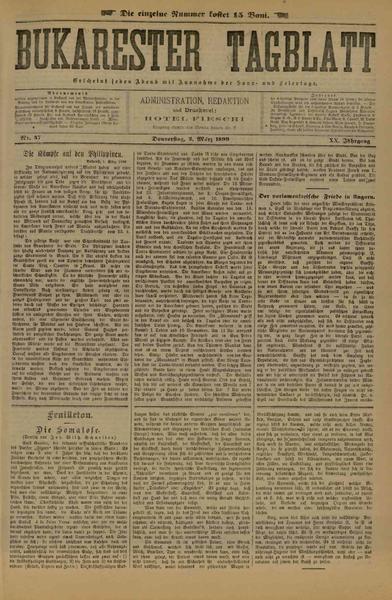 File:Bukarester Tagblatt 1899-03-02, nr. 047.pdf