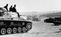Bundesarchiv Bild 101I-782-0016-32A, Nordafrika, Panzer III