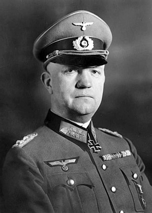 Friedrich Fromm - Generaloberst Friedrich Fromm