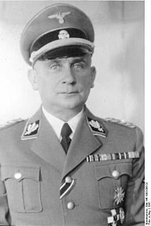 Rudolf Querner German general