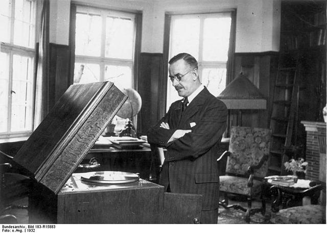 Томас Манн в 1932 г.