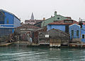 Burano - houses on East coast 05.JPG