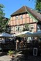 """Burg auf Fehmarn, das Restaurant """"Landhaus Kröger"""".JPG"""