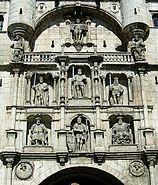 Burgos - Arco de Santa Maria 12