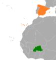 Burkina Faso Spain Locator.png