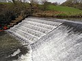 Burrs Country Park, The Weir - geograph.org.uk - 1800196.jpg