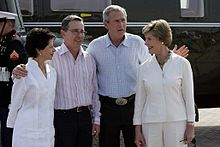 wiki first lady colombia