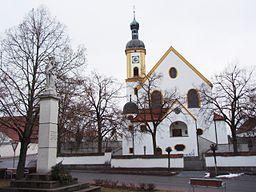 Buxheim, Landkreis Eichstätt, Pfarrkirche St. Michael