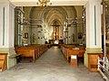 Bytom - wnętrze kościoła p.w. Św. Wojciecha - panoramio.jpg