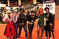 C2E2 2013 - Rockabilly Batman group (8691100492).jpg