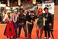 C2E2 2013 - Rockabilly Batman group (8691100492).jpg