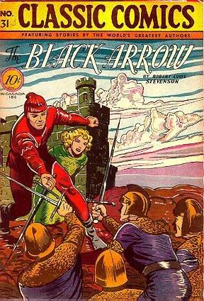CC No 31 Black Arrow