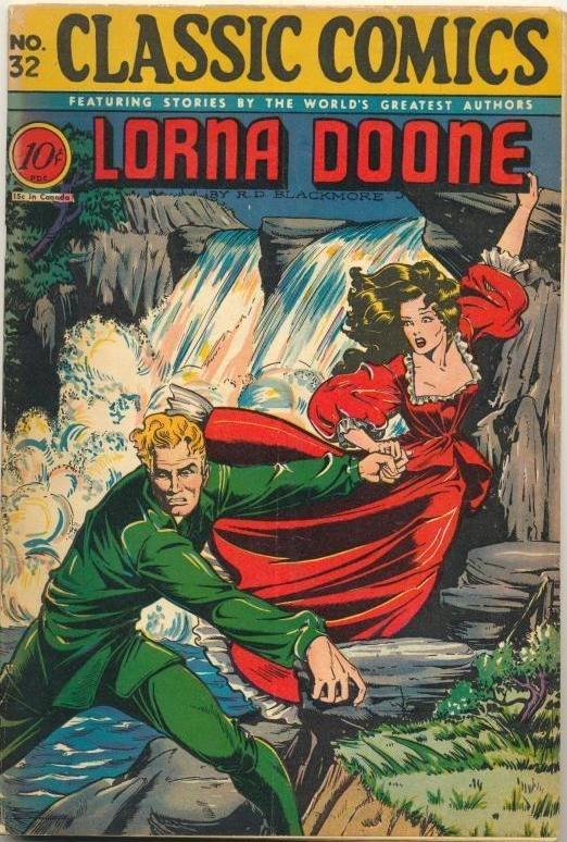 CC No 32 Lorna Doone