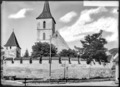 CH-NB - Muttenz, Wehrkirche St. Arbogast, vue partielle - Collection Max van Berchem - EAD-6965.tif