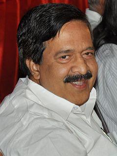 Ramesh Chennithala Indian politician