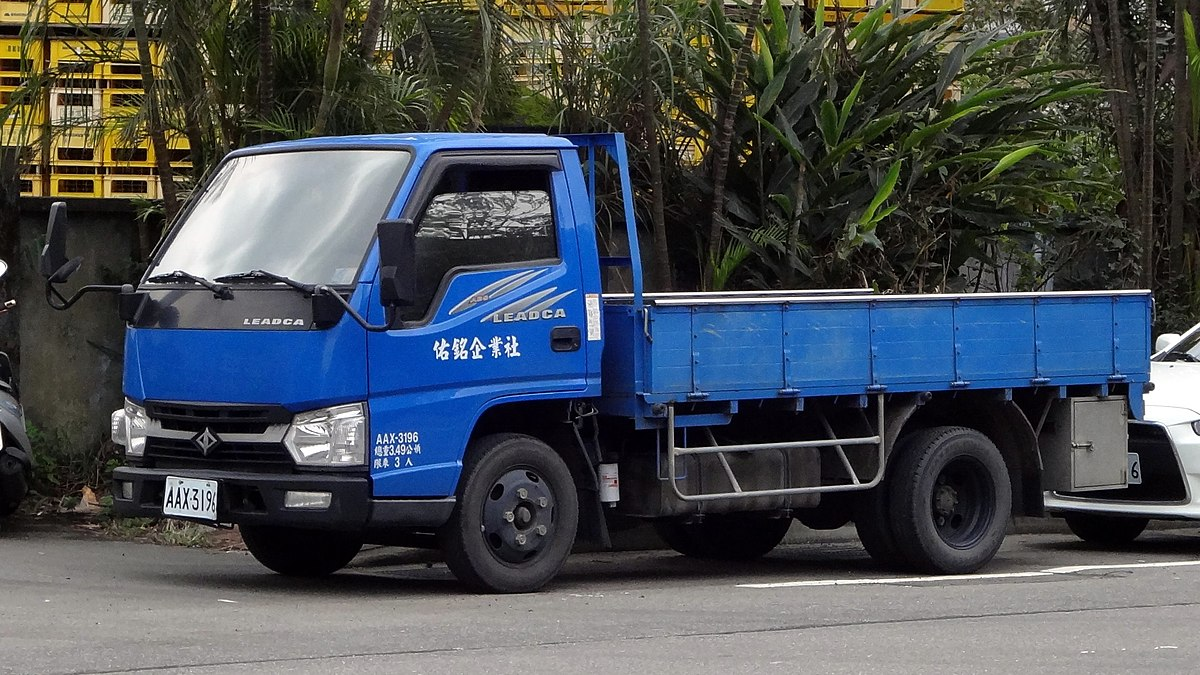 Turbo Diesel Trucks >> CMC Leadca - Wikipedia