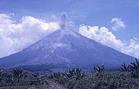 COLLECTIE TROPENMUSEUM De vulkaan Argopuro TMnr 20017909.jpg