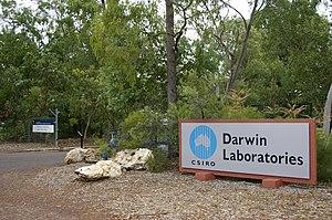 CSIRO - CSIRO Darwin