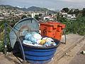 Caçamba de Lixo na Favela da Matinha.JPG