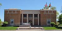 Cañon City Municipal Building.JPG