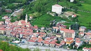 Cabella Ligure Comune in Piedmont, Italy