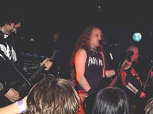 Cadaver (band) - Cadaver in 2004
