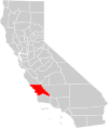 California county map (San Luis Obispo County highlighted).svg